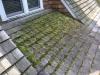 Minneapolis Cedar roof cleaning before Kuhl B
