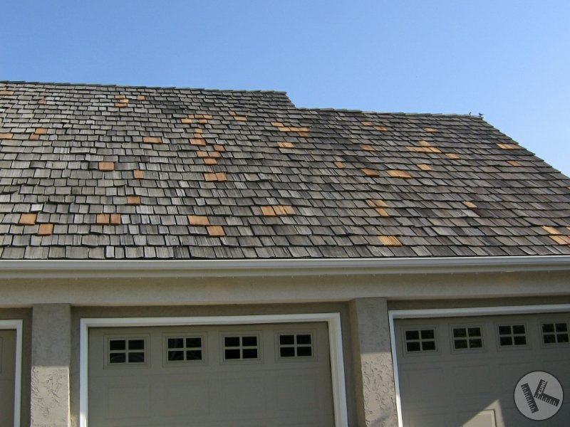 Cedar Roof Repairs in Eden Prairie