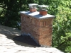 Edina chimney reconstruction by Kuhl Masonry Repair after l