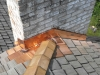 AFTER: Leaking Chimney Fixed with Copper Flashing in Minnetonka