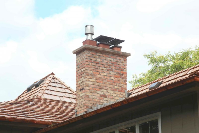 Chimney repairs chimney brick repair Edina kuhls contracting