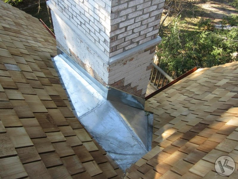 Chimney Flashing Contractor in Eden Prairie