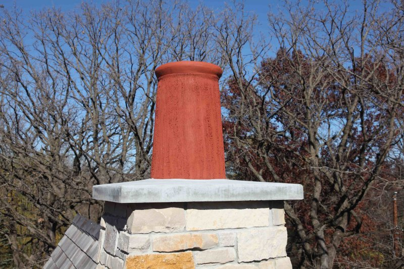 Minneapolis sheet metal contractor chimney flashing kuhls contracting