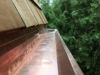 AFTER: Custom Integrated Integral Copper Gutters in Wayzata
