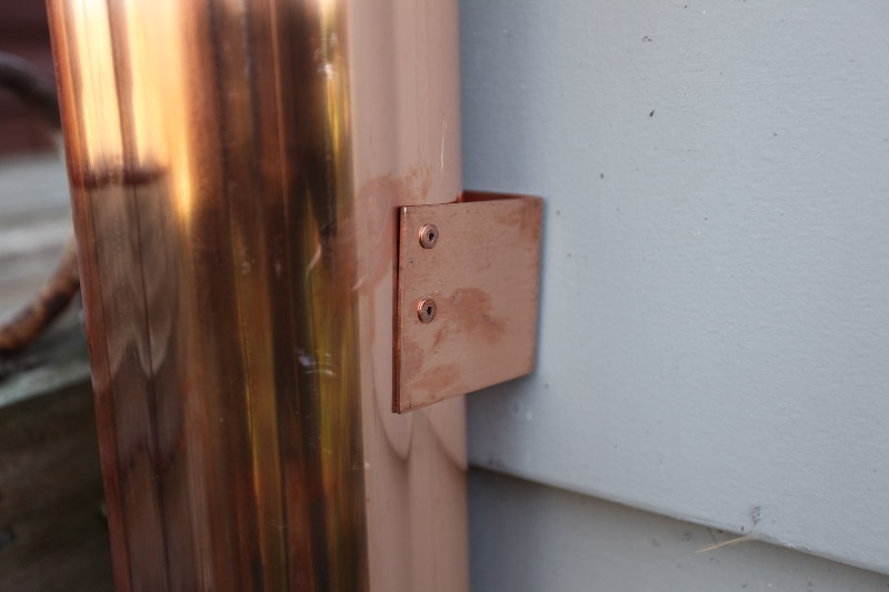 copper-downspouts