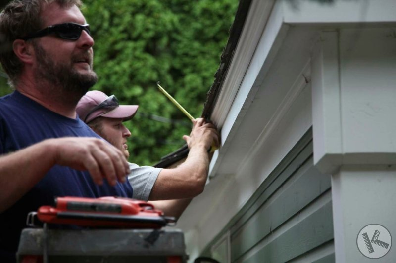 Carpenters/Handyman Work on Edina Home