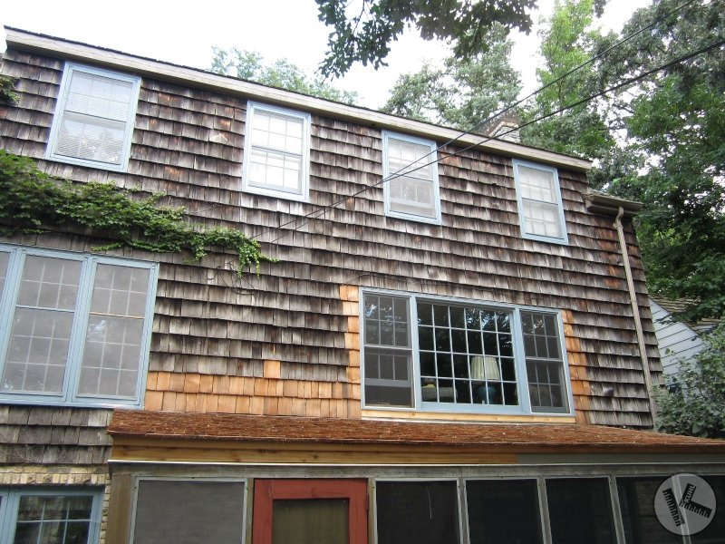 Handyman Job in Edina with Siding and Window Repair