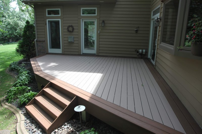 minneapolis timbertech deck by kuhl after 1
