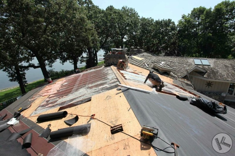 Insulation Replacement for Ice Dam Prevention