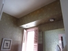dropped-soffit-in-bathroom-insulation