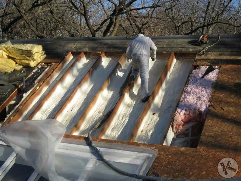 Preventing Ice Dams with New Insulation in Minneapolis