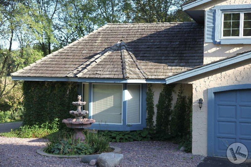 BEFORE: Asphalt Roof Replacement in Edina
