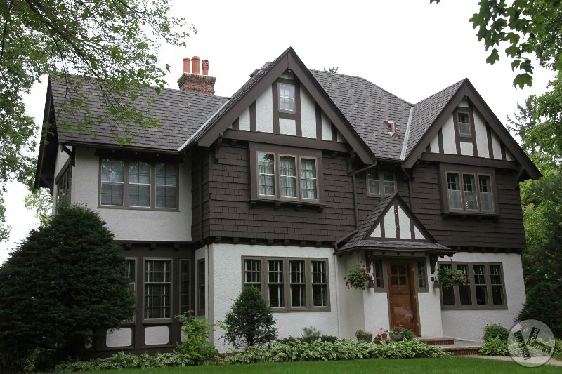 AFTER: Gorgeous Asphalt Roof on Lake Harriet