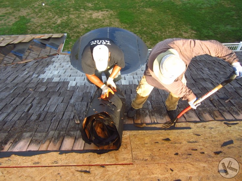 How To Professionally Tear Off A Cedar Shake Roof In Minnesota