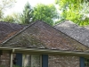 Mossy cedar shake roof replacement in Edina roof was rotten Kuhl before