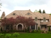 Professional cedar roof contractor in Minneapolis hail damage claim after