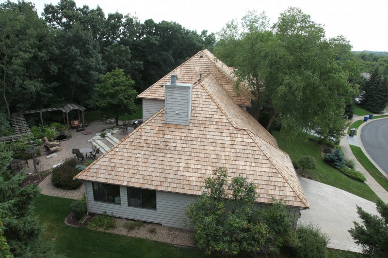 Eden Prairie hail storm roof replacement Kuhl roofing