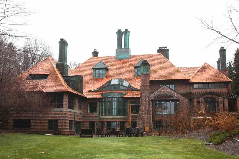 Cedar roof and copper project kuhls contracting minneapolis lake minnetonka roofer of excellence after