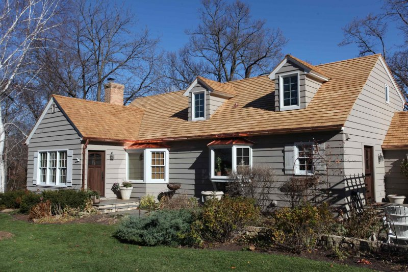 Copper gutters wayzata edina contractor kuhls contracting 2
