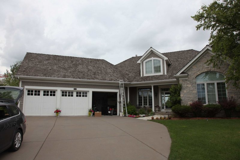 cost comparison cedar vs asphalt roofing minneapolis kuhls contracting before