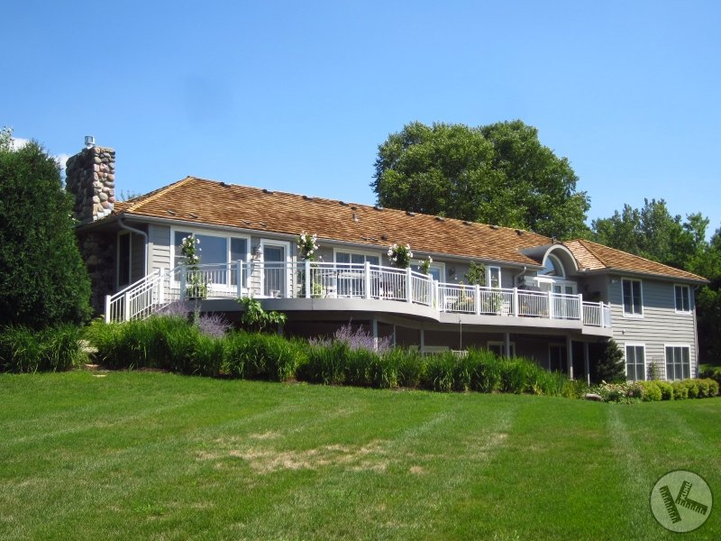 AFTER: Cedar Roof Replacement in Long Lake