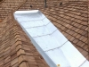 Ice dam proof roof flat metal roof contractor kuhls contracting sheet metal after