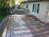 AFTER: Leaking Flat Roof Replaced with Copper in Deephaven