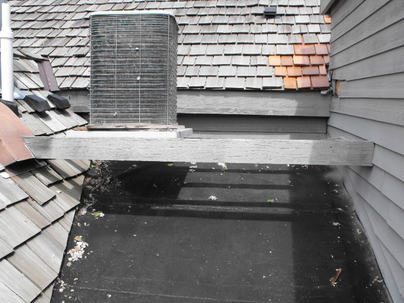 $344 flat roof repair in Edina including labor and materials