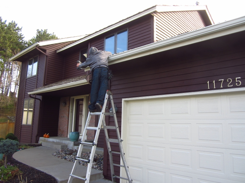 Seamless Gutters Kuhl S Contracting