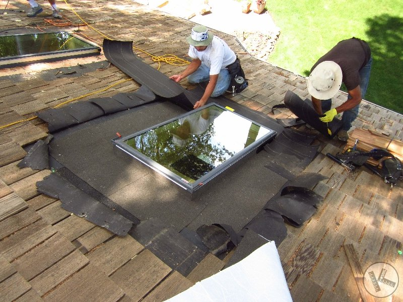 Skylight Repair Kuhl S Contracting