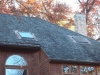 skylight replacement and repair on cedar shake wood roof kuhls contracting minneapolis skylight company