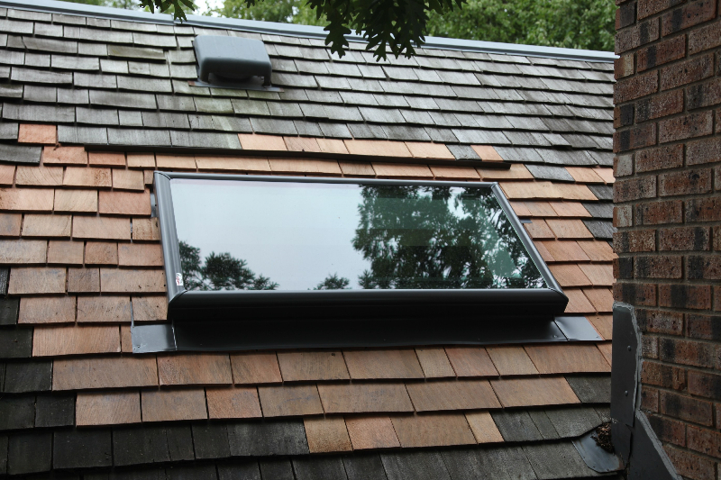 Skylight replacement contractor Minneapolis