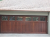 new custom garage door edina kuhls contracting
