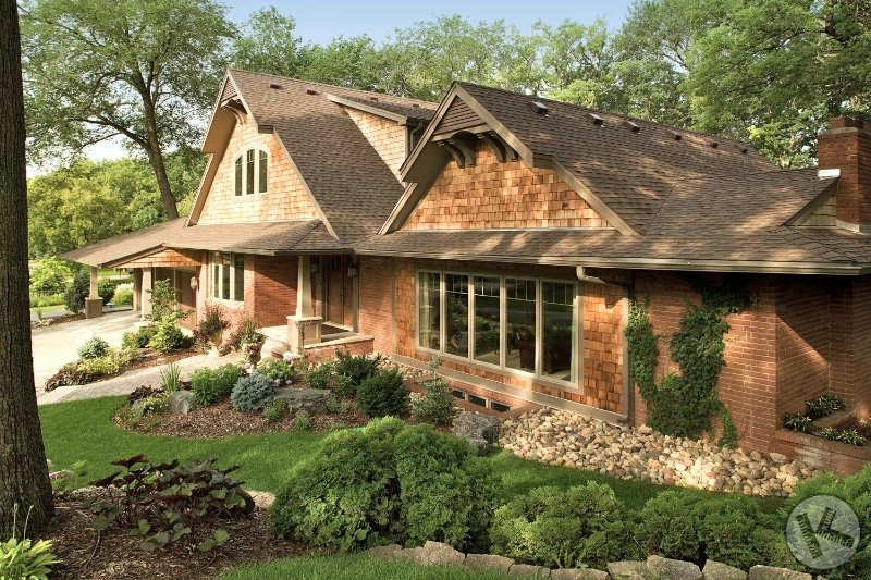 Cedar Shingle, Cedar Shake Siding in Edina