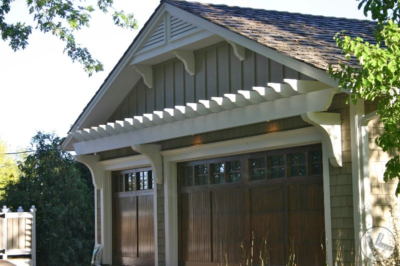 Pergolas Over Doors Pergola Garage