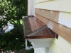 Siding Flashing Repairs on Old House in Wayzata