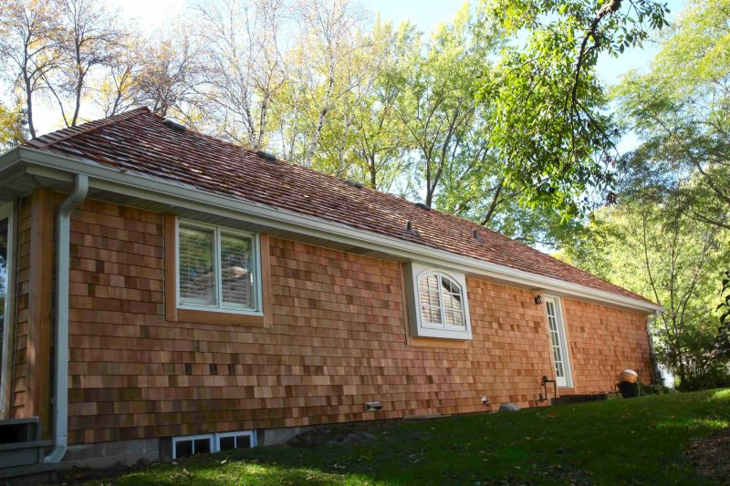 Minneapolis cedar siding company kuhls contracting cedar siding experts