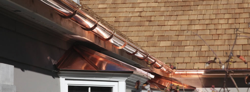 Half Round Gutters Kuhl S Contracting