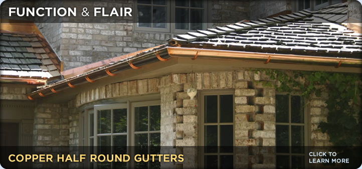 Minneapolis Copper GUtters