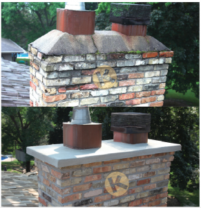 Kuhl's Contracting: Best Minneapolis chimney repair