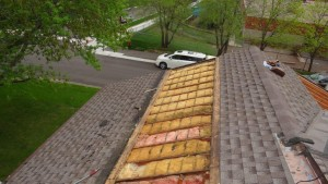 Ice Dam Prevention by Attic Insulation Kuhls Contracting