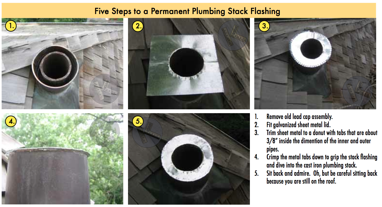 How to keep squirrels from damaging your plumbing flashing in Minneapolis