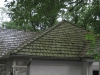 BEFORE: Close-up, Professional Cedar Roof Cleaning (Eden Prairie, MN)