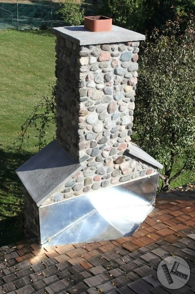 AFTER: Chimney Flashing Repair Lake Minnetonka, Excelsior