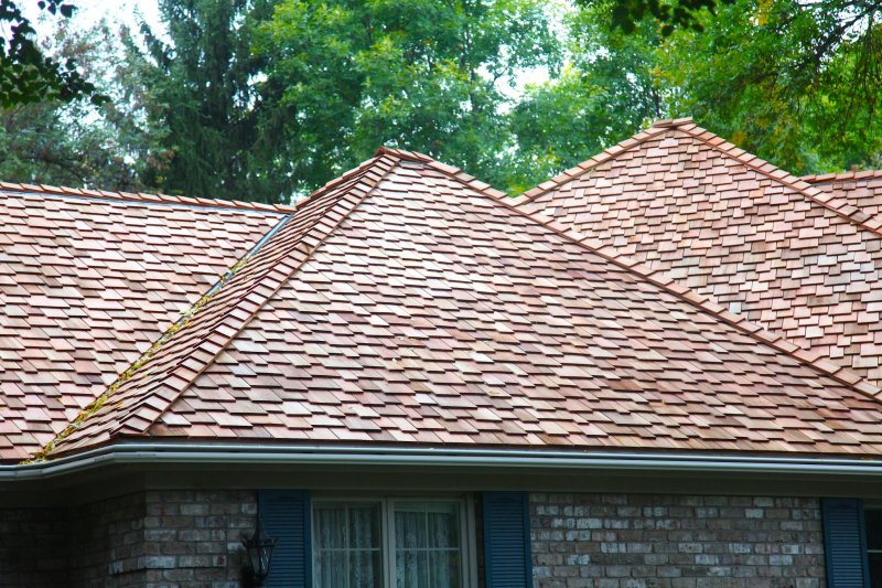 Mossy cedar shake roof replacement in Edina roof was rotten Kuhl after