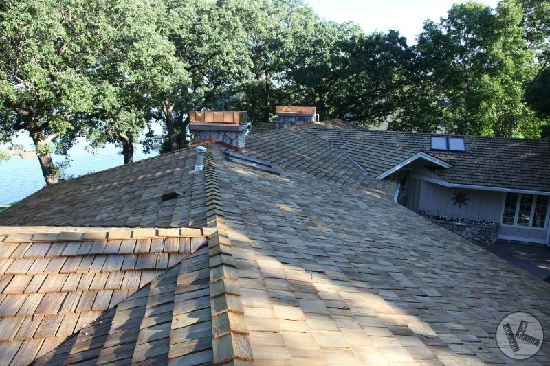 AFTER: Roof Replacement & Chimney Repair in Minneapolis