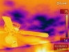 water-damage-in-kitchen-ceiling-thermal-image