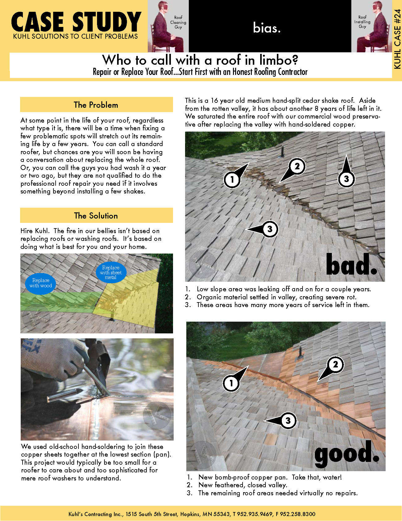 Who to call with a roof in limbo: Should You Replace or Repair Your Roof